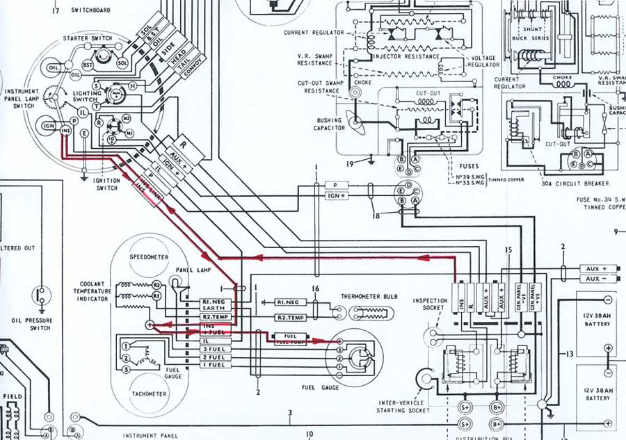 austin champ wiring diagram automotive wiring diagram library u2022 rh seigokanengland co uk